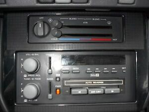 86 Firebird oem Delco AM/FM/Cassette unit with all front & rear