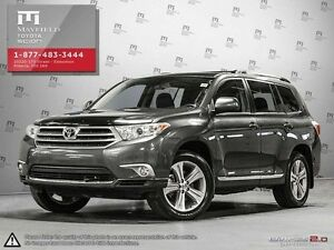 2013 Toyota Highlander Sport Package Four-wheel Drive (4WD)