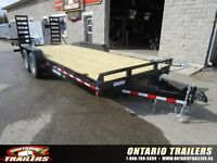 2015 Sure-Trac Tandem Axle Implement Trailer