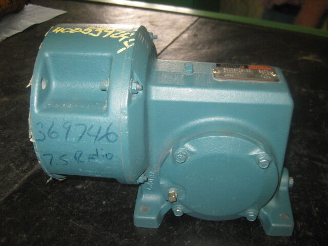 Reliance Electric - Master XL Speed Reducer