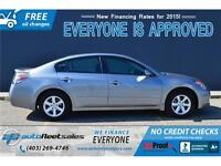 2009 Nissan Altima Hybrid W/ LOW KM's, SUNROOF, DUAL CLIMATE CON