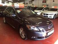 2008 (08) LEXUS GS 450h 3.5 2008 CVT Auto [Leather]