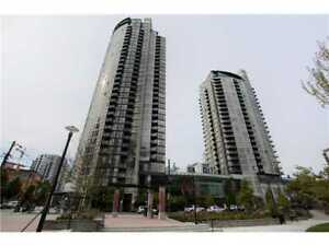 632ft2 - 1 bed + den with stunning views at Brava Yaletown