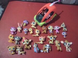 LITTLEST PET SHOP COLLECTION OF TOYS