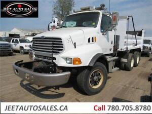 2006 Sterling Dump Truck with 460 hp Mercedes Engine