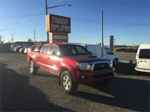 2010 Toyota Tacoma SPORT SR5**4X4**4 DOORS**V6**ONLY 173 KMS
