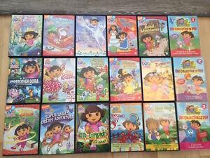 DVD Dora l'exploratrice