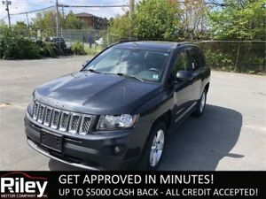2014 Jeep Compass North STARTING AT $169.97 BI-WEEKLY