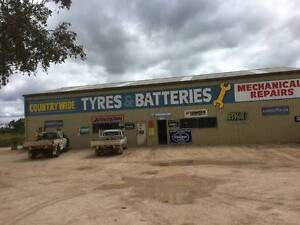 Tyre Retail & Services and Mechanic Business Lightning Ridge Walgett Area Preview