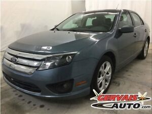 Ford Fusion SE A/C MAGS 2012