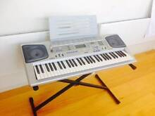 Casio CTK-591 keyboard North Melbourne Melbourne City Preview