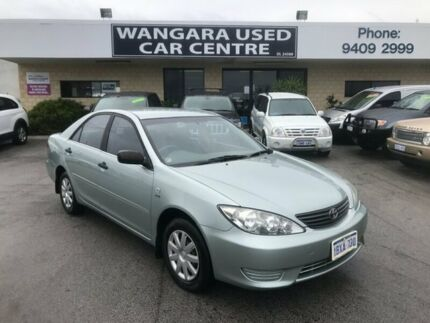2005 Toyota Camry ACV36R Upgrade Altise Crystal Mint 4 Speed Automatic Sedan Wangara Wanneroo Area Preview
