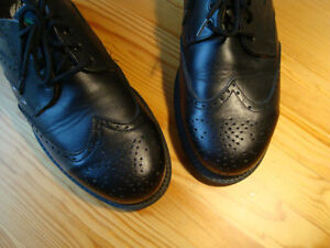 Steel Toed Dress Work Shoes, Size 9.5E Edmonton Edmonton Area image 3