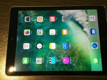 Excellent Apple iPad 5th Gen 2017 32GB WIFI SPACE GRAY Carlingford The Hills District Preview