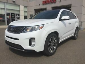 2015 Kia Sorento All Options - Navigation - Heated/Cooled Seats