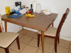 dining table with 3 chair for sale