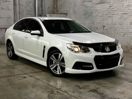 2015 Holden Commodore VF MY15 SV6 White 6 Speed Sports Automatic Sedan Mile End South West Torrens Area Preview
