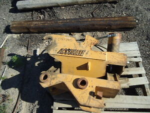 Accurate Rotate Attachment for 135 Deere