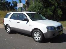 2005 Ford Territory Wagon AWD Sports Auto 5 SEATER Smithfield Parramatta Area Preview