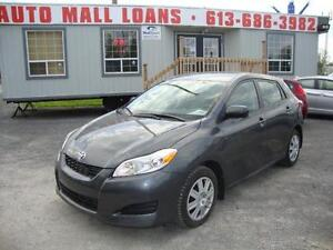 2013 Toyota Matrix *** Pay Only $61 Weekly OAC ***
