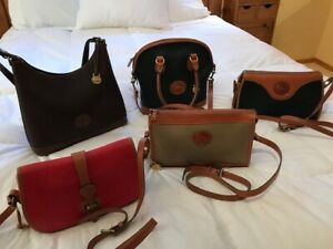 *Price Reduced* Vintage Dooney & Bourke Handbag Collection