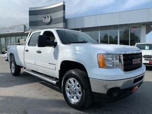 2012 Gmc Sierra 3500HD SLE 4WD LONG BOX DURAMAX DIESEL SHOWS LIK