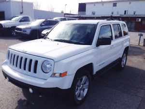 2014 JEEP PATRIOT NORTH 4X4 Automatic 54milKM Only 1 Owner Woman
