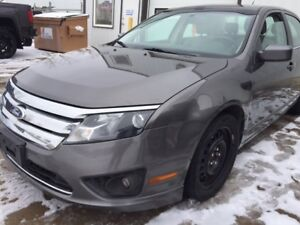 Reduced2011 Ford Fusion SE. Great Christmas gift! (Yorkton Area)