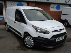 2016 16 FORD TRANSIT CONNECT 1.5 210 ECONETIC P/V 1D 99 BHP DIESEL