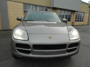 2004 Porsche Cayene S;NO ACCIDENT