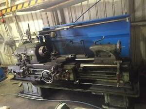 Monarch Lathe Oxley Vale Tamworth City Preview