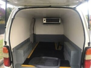 2003 Toyota HiAce SBV Manual Refrigerated Van Lidcombe Auburn Area Preview