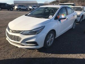 2017 Chevrolet Cruze LT / REMOTE STARTER / NO PAYMENTS FOR 6 MON