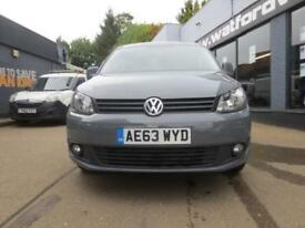 2013 Volkswagen Caddy Maxi Highline 1.6TDi 102ps *Excellent Spec* Diesel grey Ma