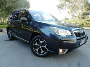 2013 Subaru Forester S4 MY13 XT Lineartronic AWD Dark Grey 8 Speed Constant Variable Wagon Glenelg East Holdfast Bay Preview