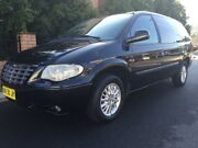 2006 Chrysler Voyager RG 05 Upgrade LX Black 4 Speed 4 SP AUTOMATIC Wagon Granville Parramatta Area Preview
