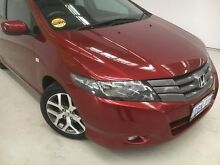 2009 Honda City GM MY09 VTi-L Red 5 Speed Automatic Sedan Edgewater Joondalup Area Preview