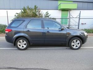 2012 Ford Territory SZ TX Seq Sport Shift AWD Grey 6 Speed Sports Automatic Wagon Beverley Charles Sturt Area Preview