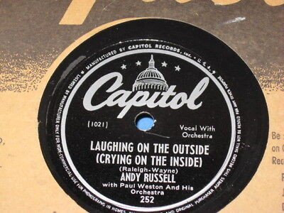 Andy Russell - Laughing on the Outside Crying on the Inside