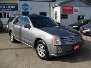 2006 Cadillac SRX|PANO/SUNROOF|NEW TIRES|MUST SEE