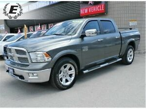 2012 Ram 1500 Laramie Longhorn CREW CAB 4X4 LOADED
