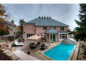 Smart Mansion in Waterloo for Party, Vacation and Business