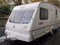 Bailey Pageant Two Berth Plus Awning