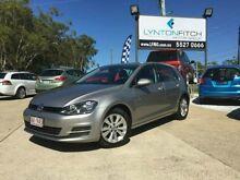 2014 Volkswagen Golf VII MY14 90TSI DSG COMFORTLIN Silver 7 SPEED Semi Auto Hatchback Southport Gold Coast City Preview