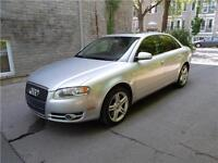 2006 Audi A4 2.0T 4WD /FINANCEMENT MASION $50 SEMAINE CARSRTOYS