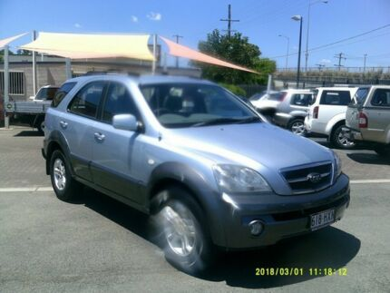 2004 Kia Sorento BL Blue 4 Speed Automatic Wagon Coopers Plains Brisbane South West Preview