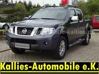 "Nissan Navara 2.5 dCi LE AT long Leder SD 18""Alu"