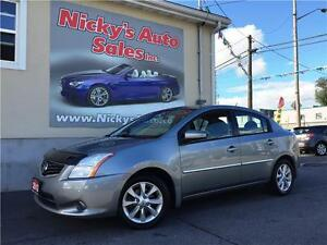 2012 Nissan Sentra 2.0 S, XTRONIC CVT, AUTOMATIC, ALLOYS WHEELS!