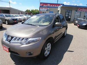 2010 Nissan Murano SL Panoramic roof AWD Easy Car Finance