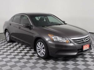 2012 Honda Accord Sedan Sunroof/ Alloy Wheels/ Clean Carproof/ L
